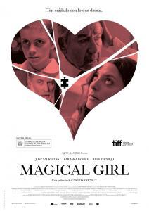 POrtada Magical girl