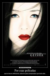 portada memoria de una geisha