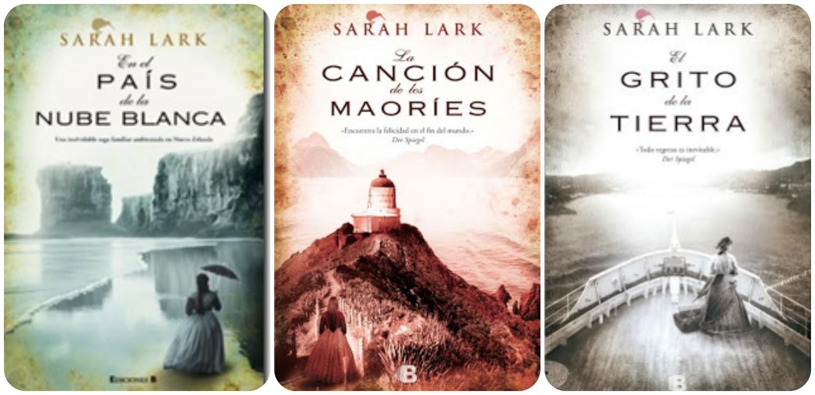 Resultado de imagen de sarah lark libros