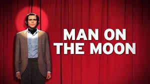 man onthe moon